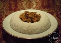 poulet cr me et tandoori la tendresse en cuisine. Black Bedroom Furniture Sets. Home Design Ideas