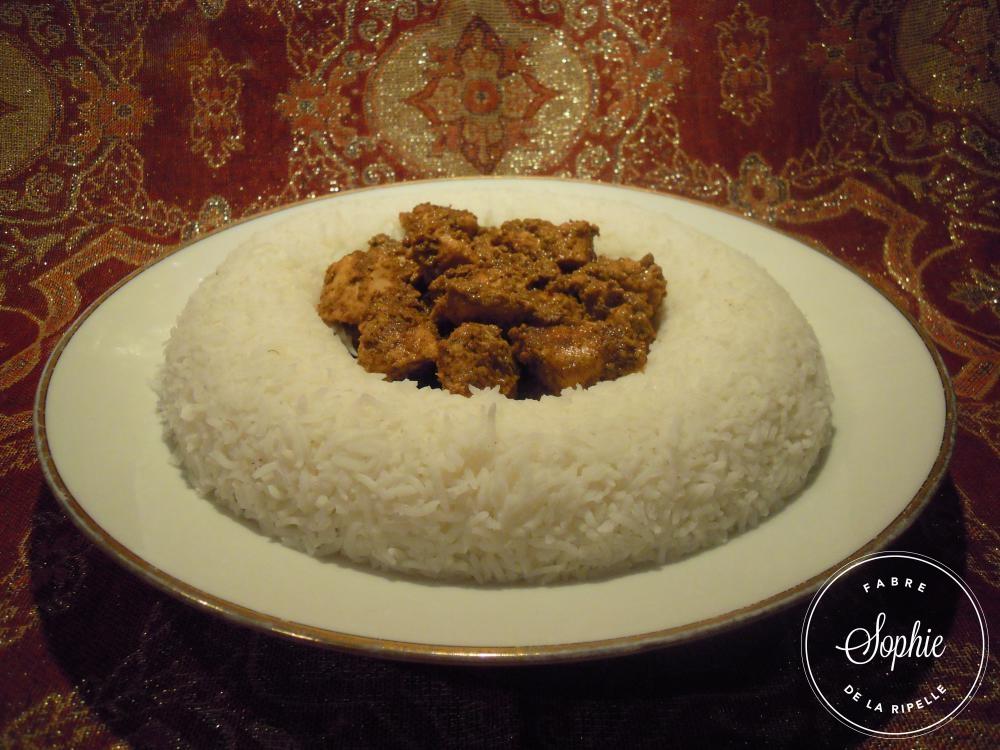 poulet tandoori ultra rapide la tendresse en cuisine. Black Bedroom Furniture Sets. Home Design Ideas