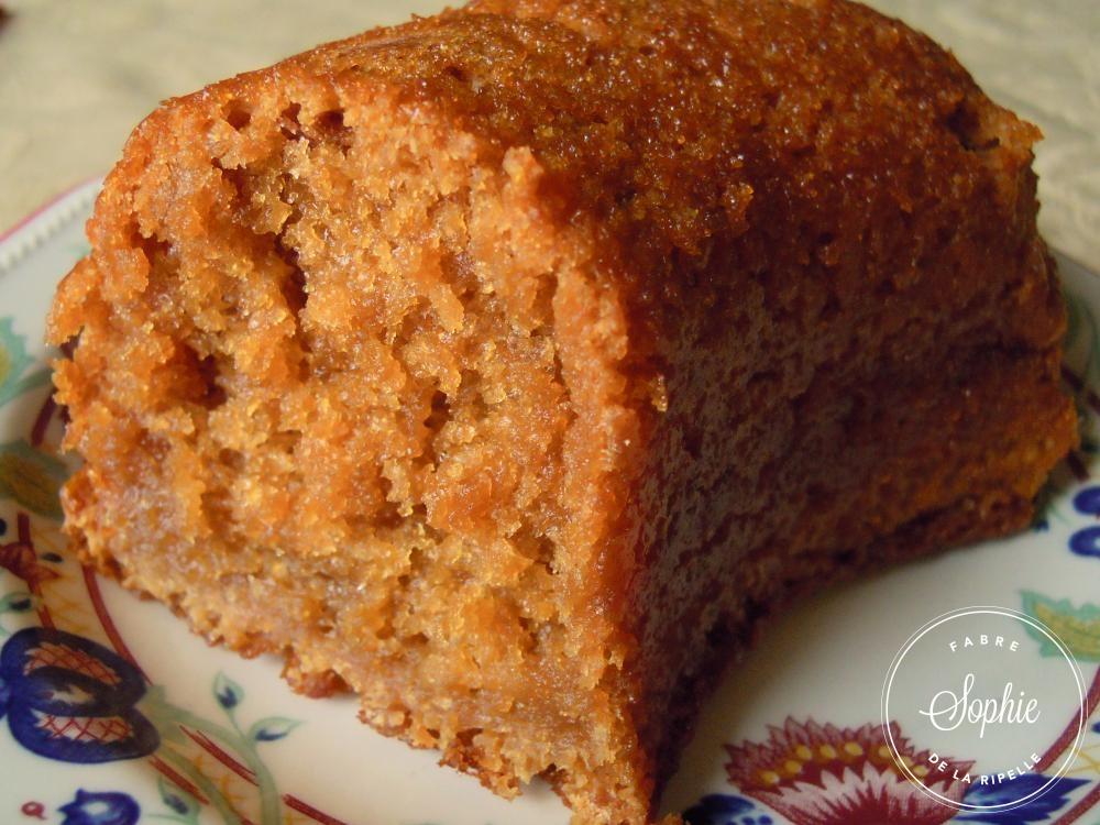 Cake Pommes Sans Gluten