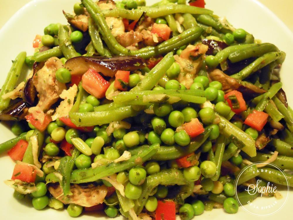 Salade de l gumes au miel la tendresse en cuisine - Cuisiner sans graisse ...