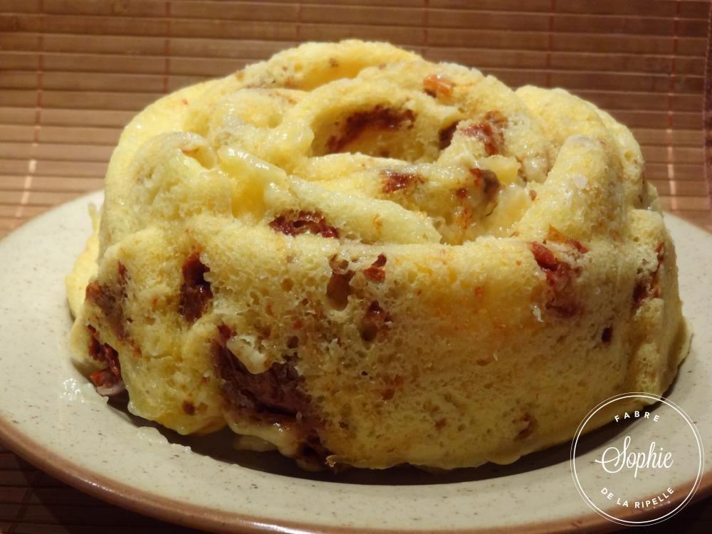 Cake Aux Olives Au Micro Onde
