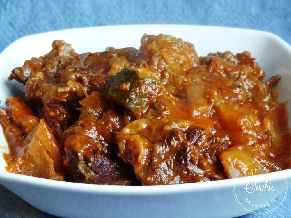 Rago t de boeuf aux gombos la tendresse en cuisine - Brabantia cuisiner a l ancienne ...