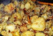 poelee-de-pommes-de-terre-aux-champignons