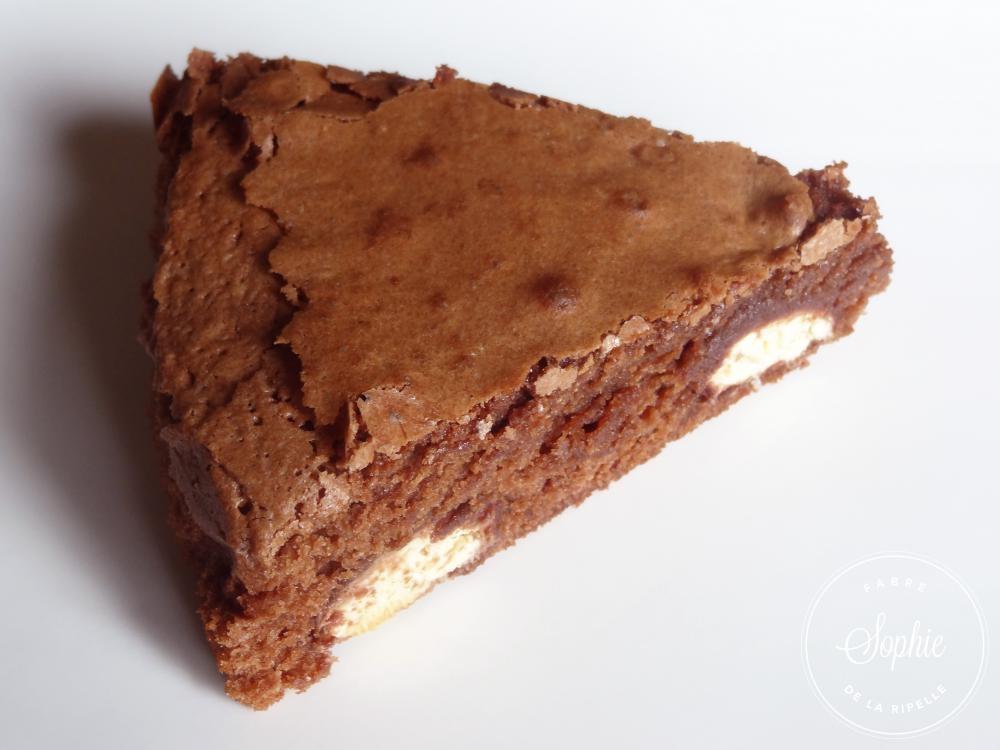 Gâteau Chocolat Fourré Aux Schoko Bons