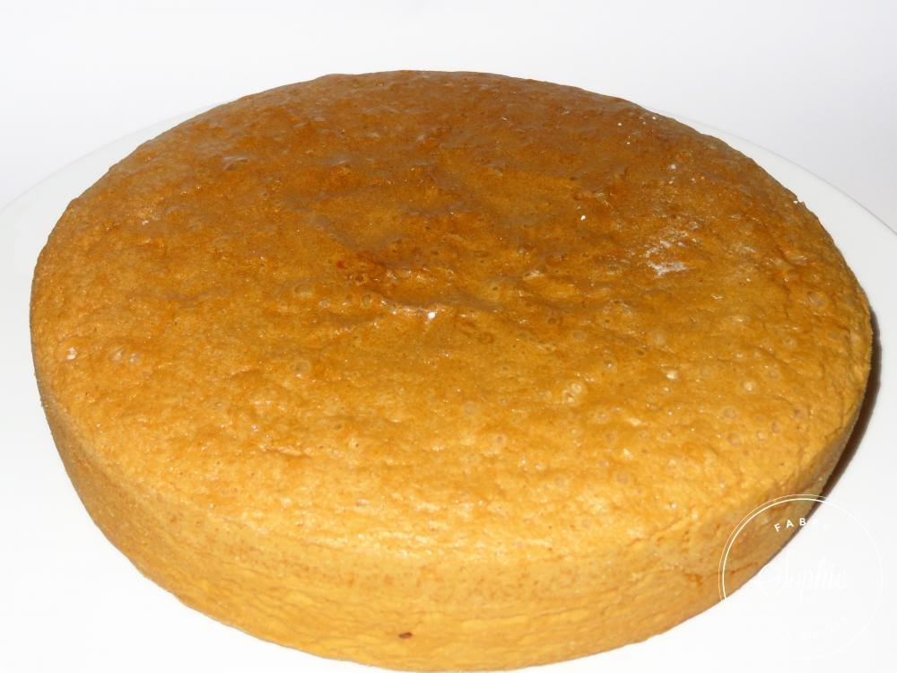 Sponge cake (Angleterre)