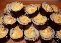 sushis-aux-crudites-thon-et-oeufs
