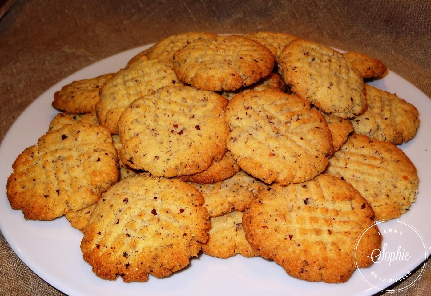 Biscuits semoule aux noisettes la tendresse en cuisine - Cuisiner sans graisse ...