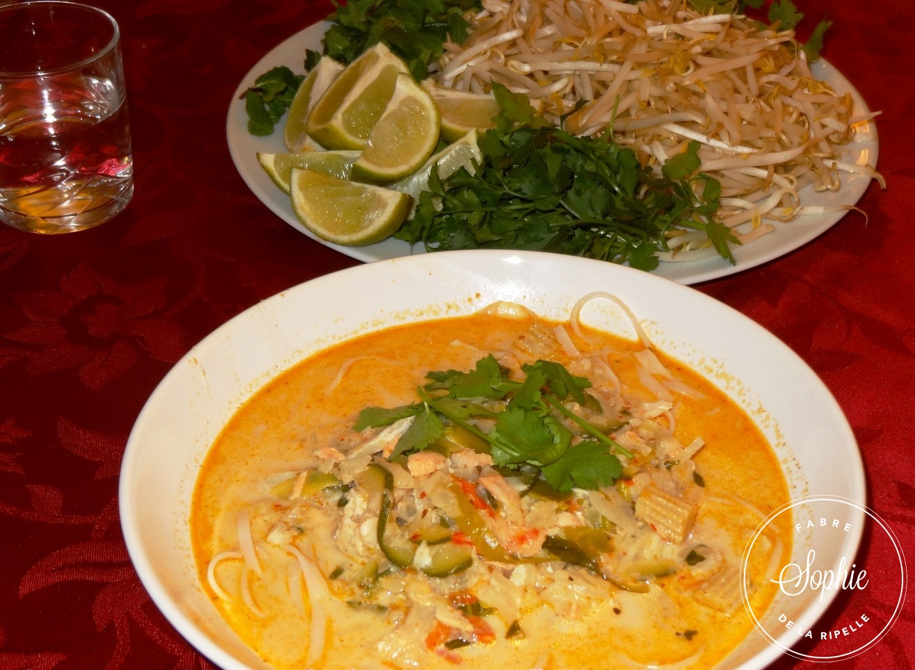 soupe vietnamienne aux poissons la tendresse en cuisine. Black Bedroom Furniture Sets. Home Design Ideas