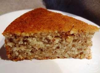 Gâteau facile aux noix