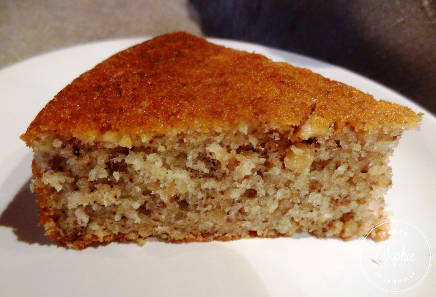 Cake Pomme Vegan