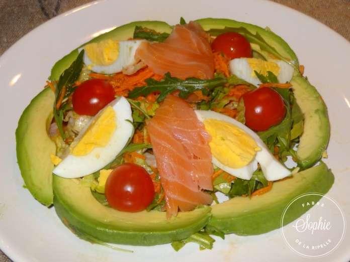 Salade Norvégienne La Tendresse En Cuisine - Cuisine norvegienne