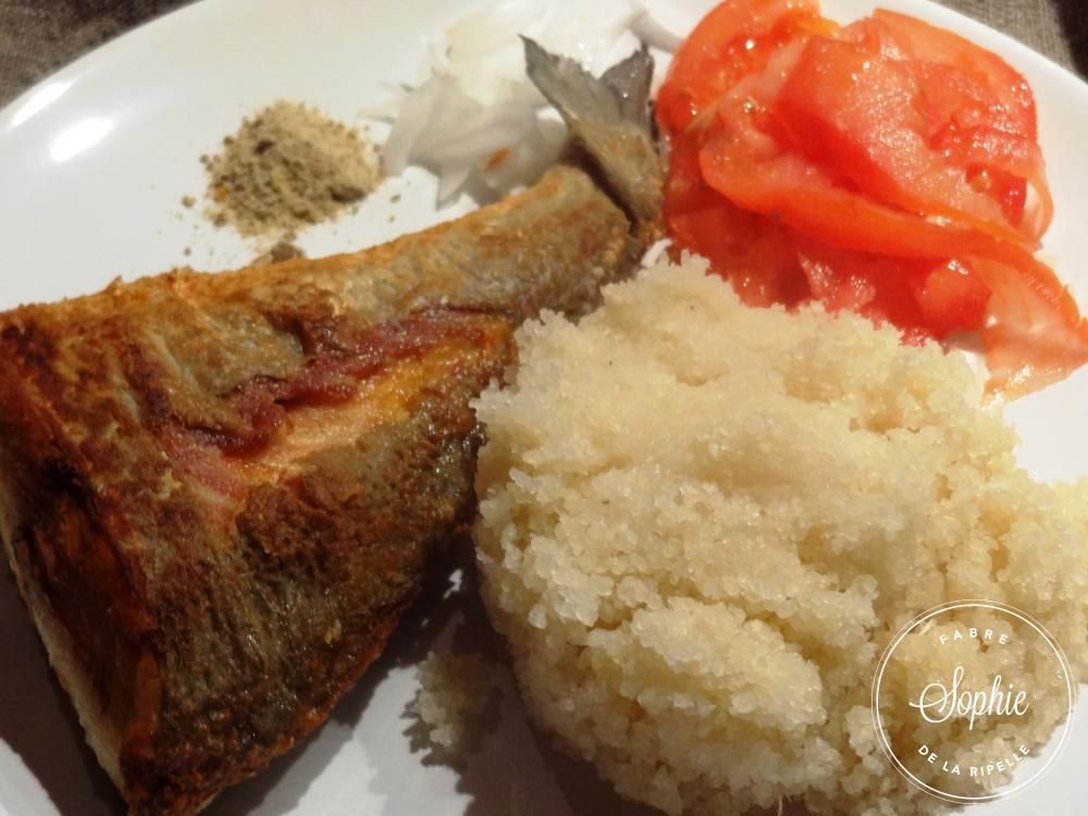 Attieke A La Dorade Royale Cote D Ivoire La Tendresse En Cuisine