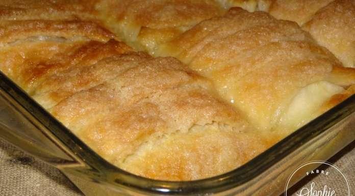 croissants aux pommes la tendresse en cuisine