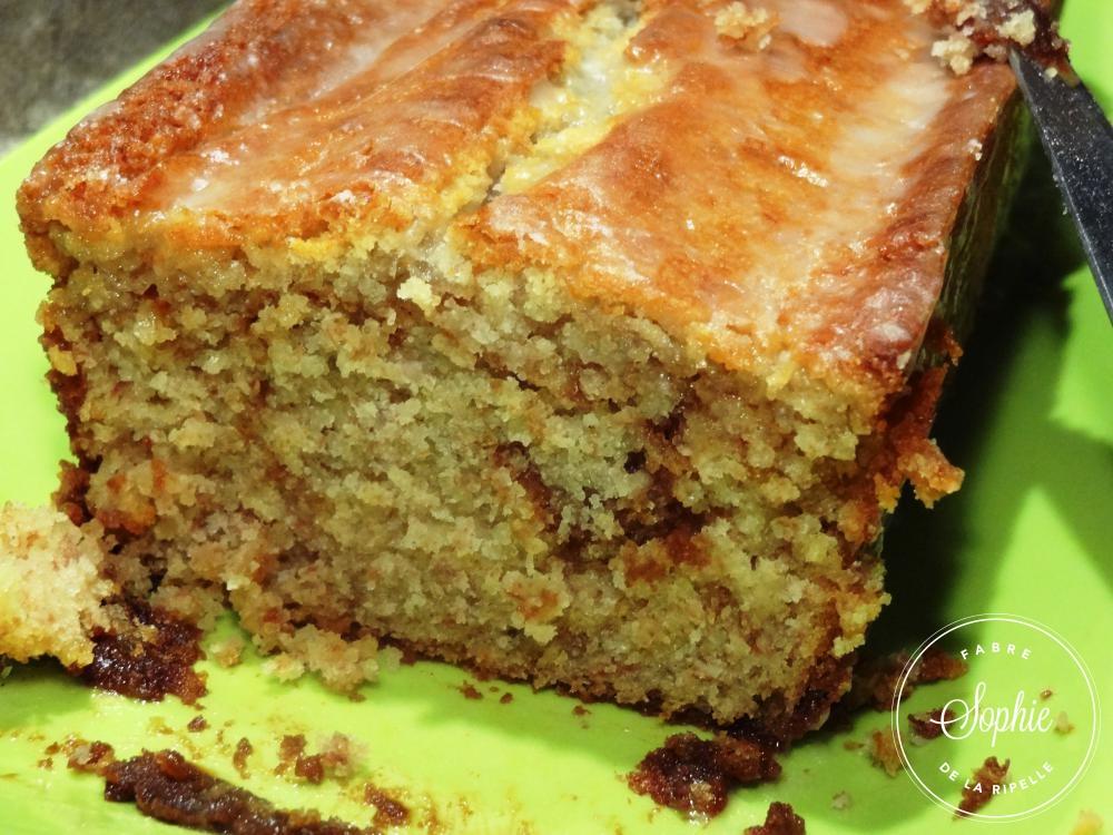 Recette Cake Banane Choumicha