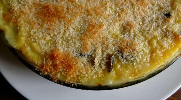 Gratin de courgettes et pommes de terre (sans gluten, sans caséine) 0