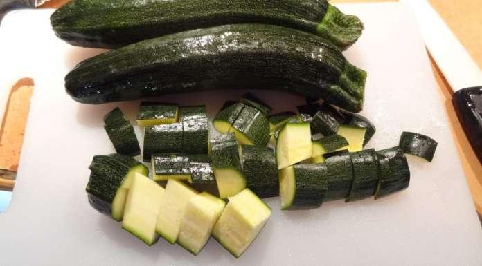 Gratin de courgettes et pommes de terre (sans gluten, sans caséine) 4