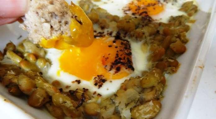 Flageolets aux ufs et aneth baghali ghtot iran la - Cuisiner des flageolets ...