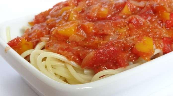 sauce aux poivrons pour p 226 tes la tendresse en cuisine