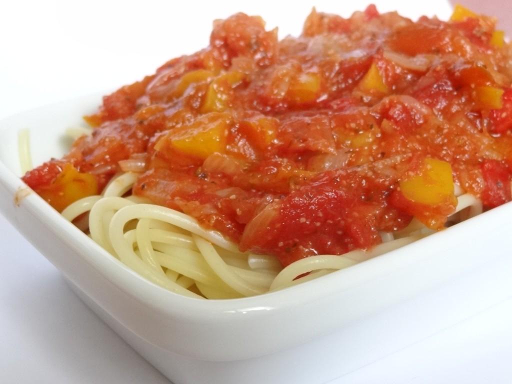 Sauce aux poivrons pour p tes la tendresse en cuisine for Aux beaux rivages la cuisine