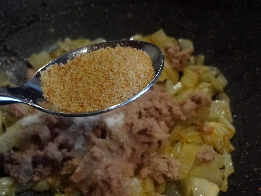 Nouilles de riz au thon la vietnamienne la tendresse for Poudre de riz cuisine