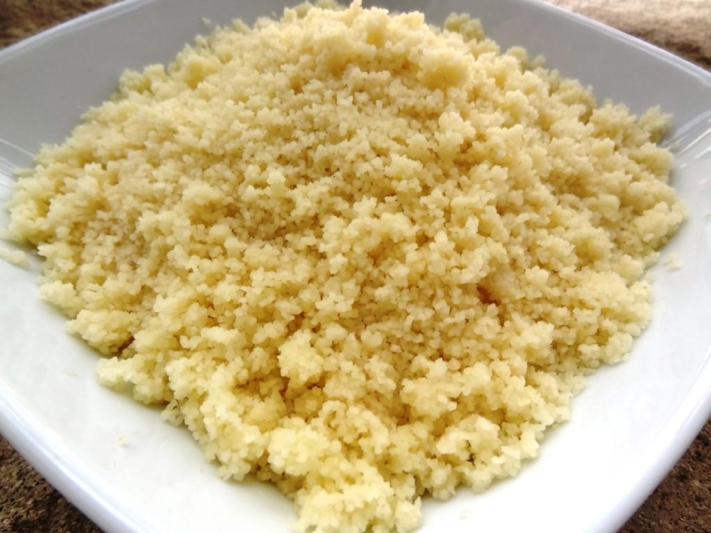 Semoule De Couscous Rapide La Tendresse En Cuisine