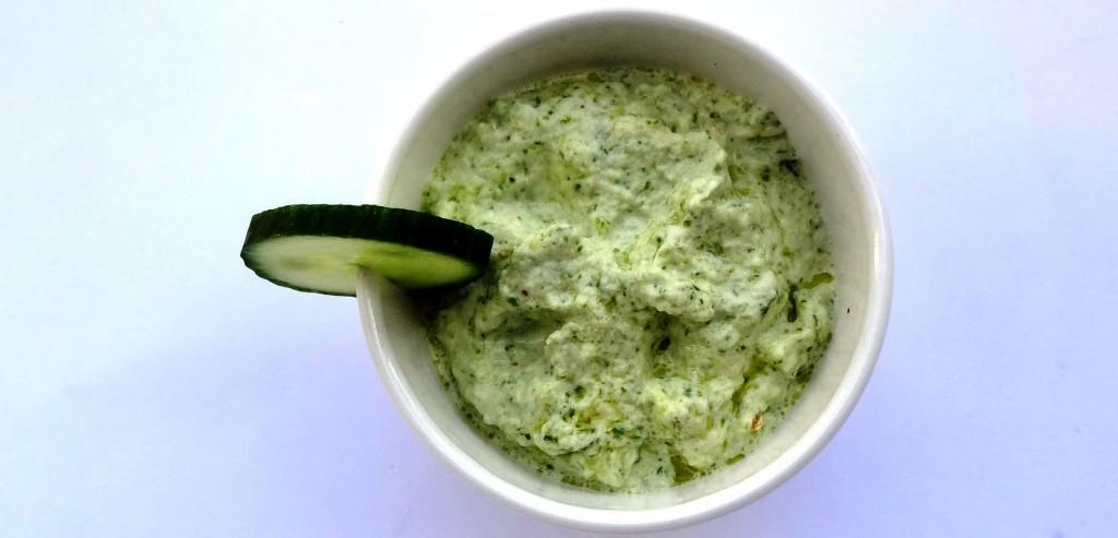 Dip au concombre blogs de cuisine for Cuisine 0 gachis