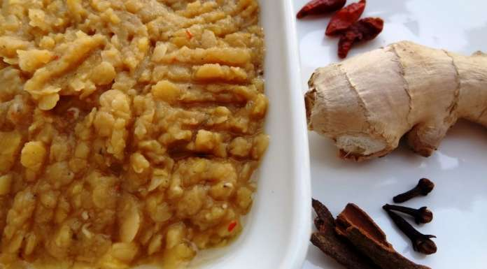 Lentilles Corail à Lindienne La Tendresse En Cuisine - Cuisiner les lentilles corail