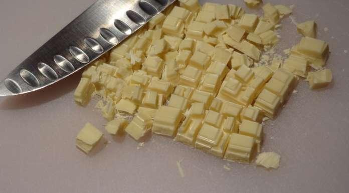 Biscuits beurre de cacahuètes et chocolat blanc