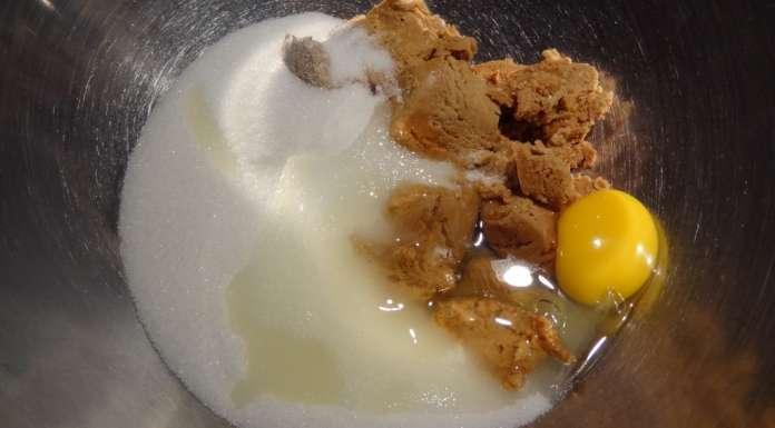 Biscuits beurre de cacahètes et chocolat blanc 2