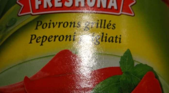 Caviar de poivrons 1