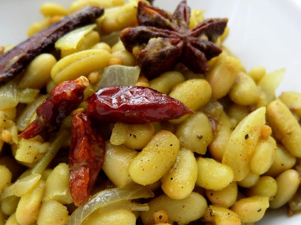 Flageolets aux pices la tendresse en cuisine - Cuisiner des flageolets ...