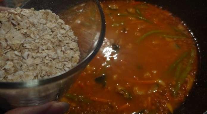 Soupe de poêlée 8