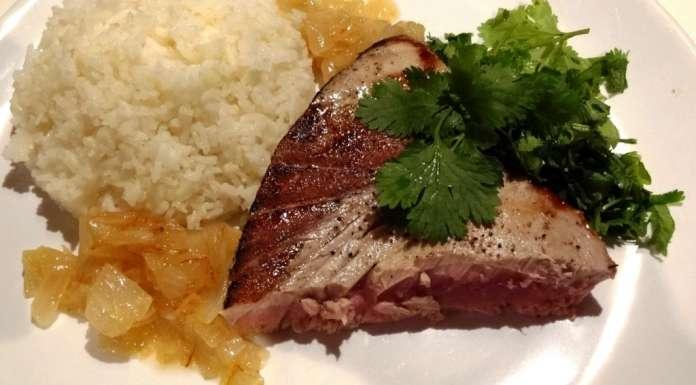 Steak De Thon Poêlé La Tendresse En Cuisine - Cuisiner le thon