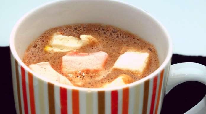 Chocolat chaud aux marshmallows 5