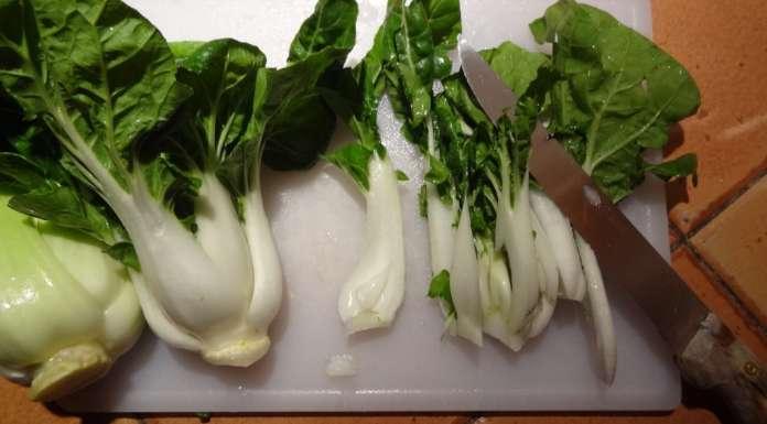 Chow mein aux légumes 6