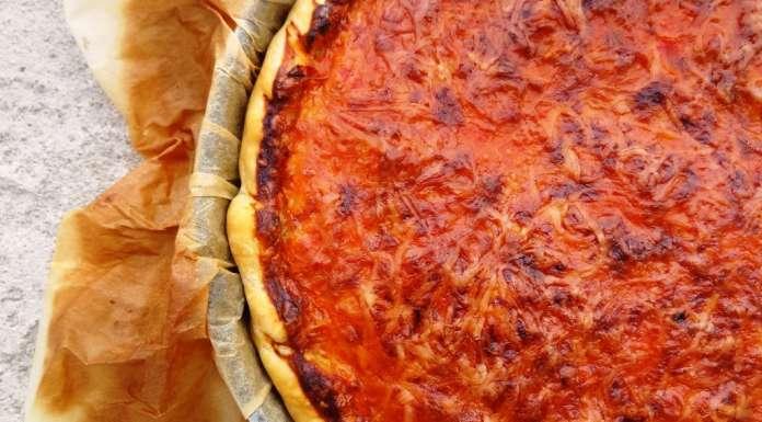 Quiche Tomates Thon Moutarde La Tendresse En Cuisine