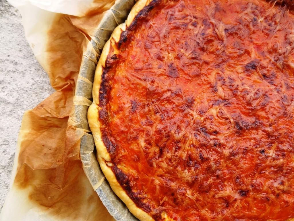 Cake Thon Moutarde Sans Farine