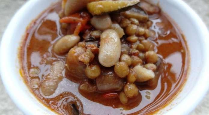 Soupe la ratatouille la tendresse en cuisine - Cuisiner la ratatouille ...
