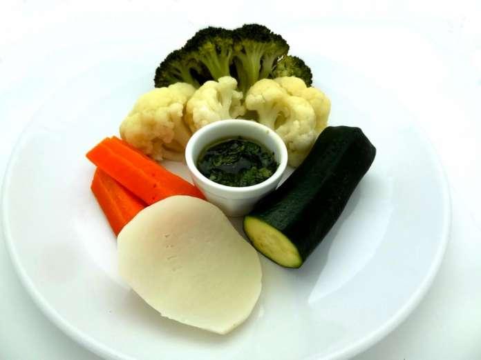 Sauce coriandre pour l gumes vapeur la tendresse en cuisine - Marguerite cuisine vapeur ...