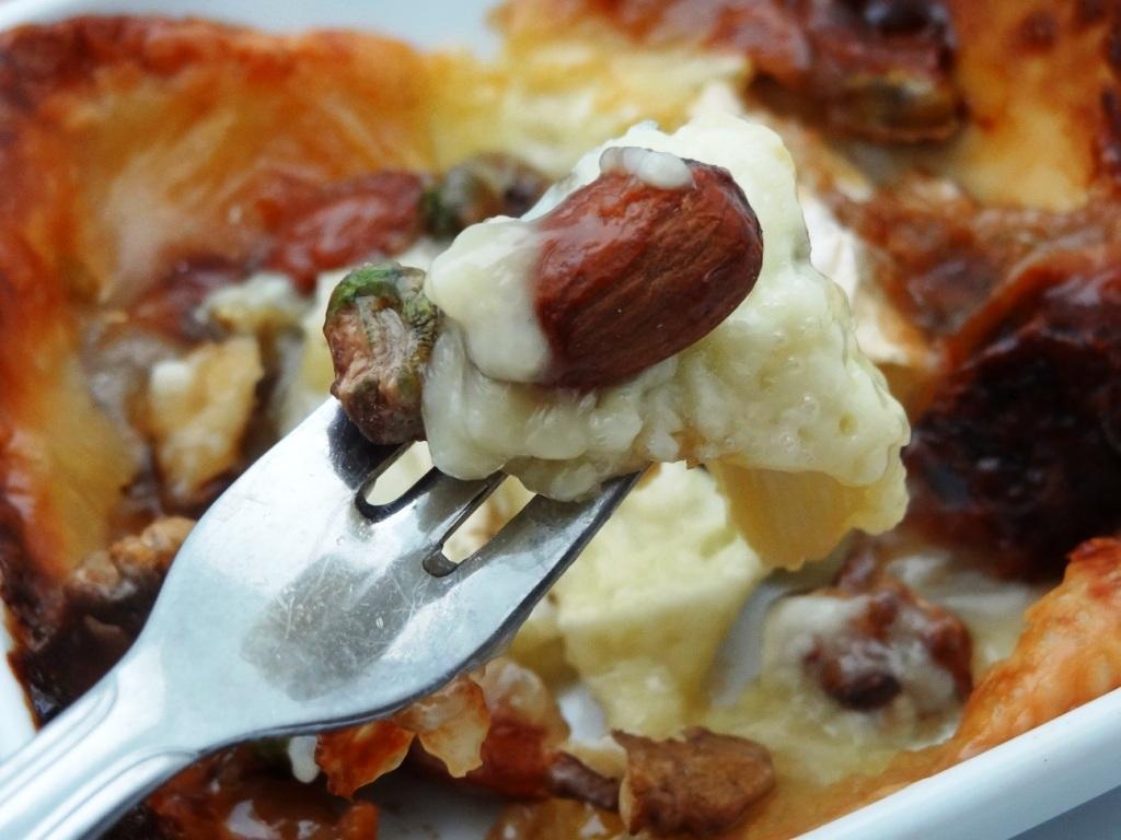 Camembert r ti au sirop d 39 rable et fruits secs la for Entree originale hiver