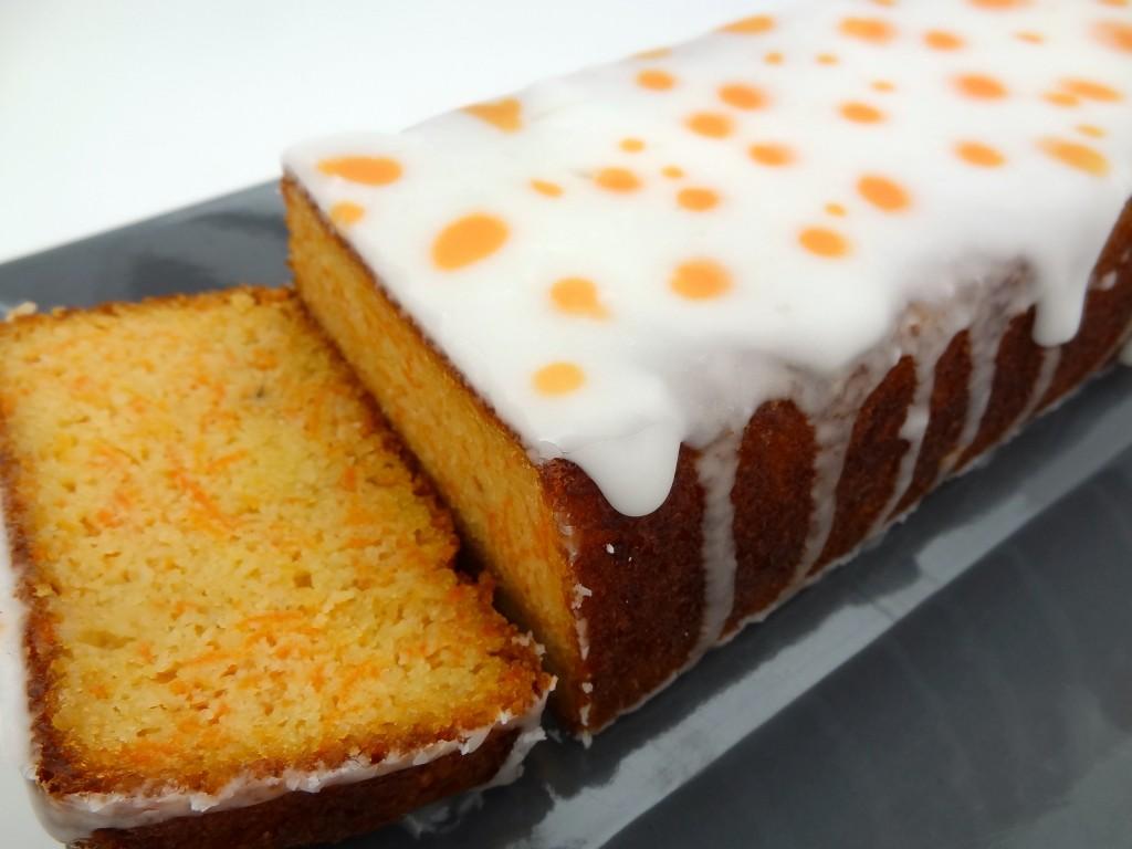 Carrot Cake Et Amandes Poudre