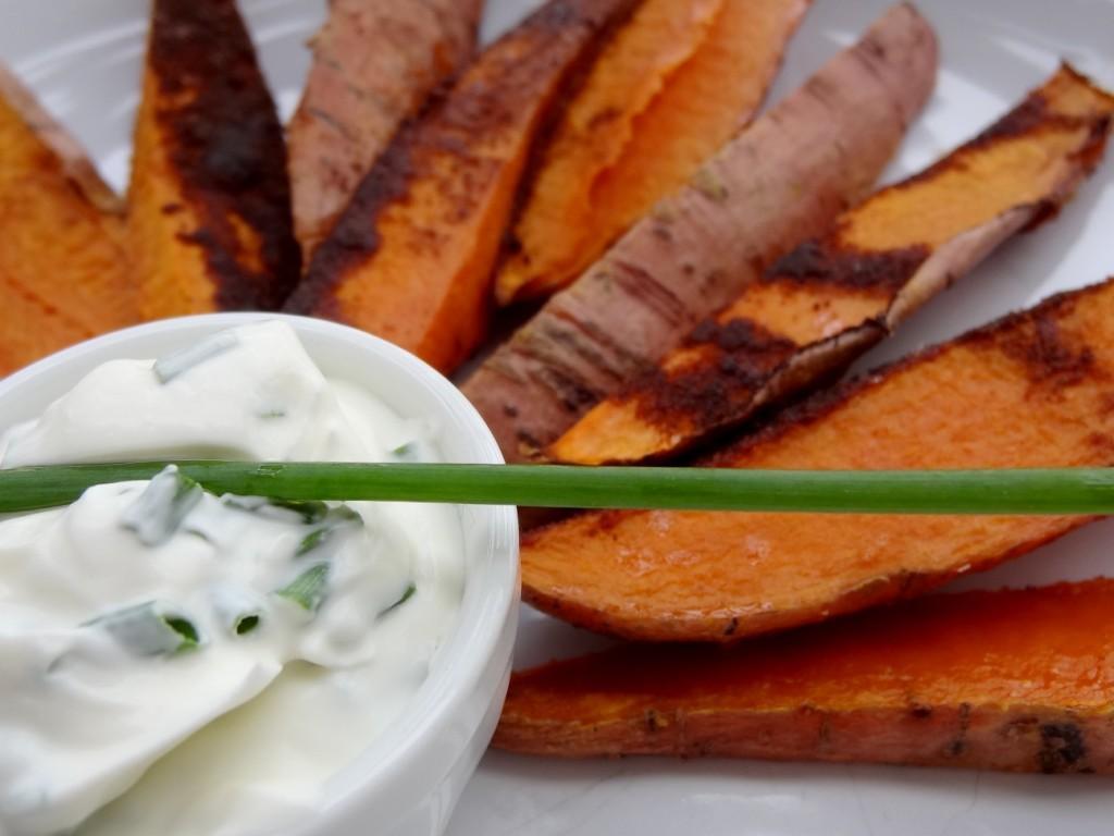 Recette de la patate douce au paprika - Cuisiner de la patate douce ...