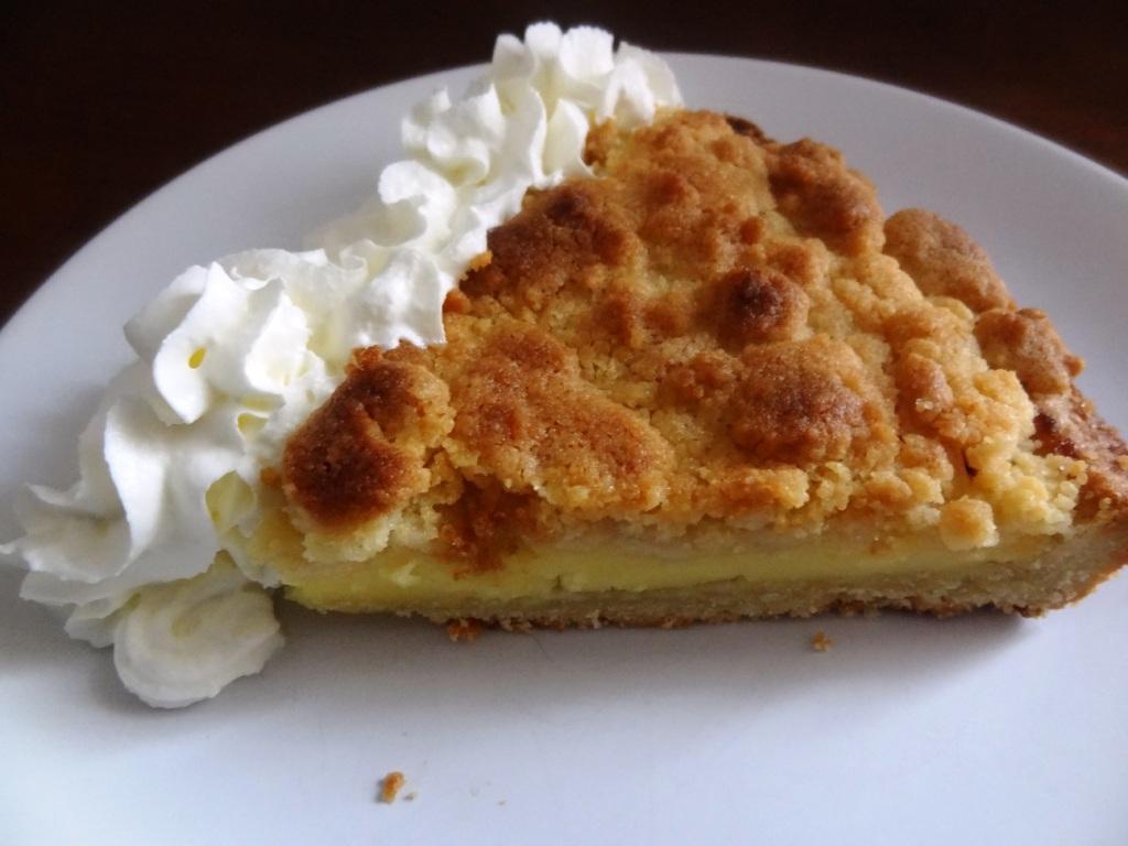 Baise tarte à la crème