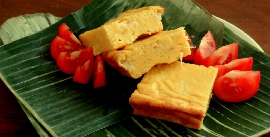 Pain de maïs paraguayen