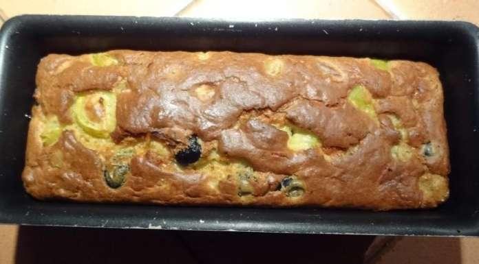 Cake Olives Vertes Anchois