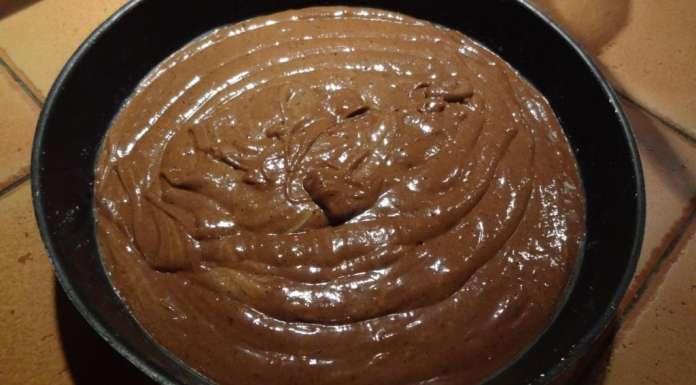 Gâteau au chocolat anglais 13