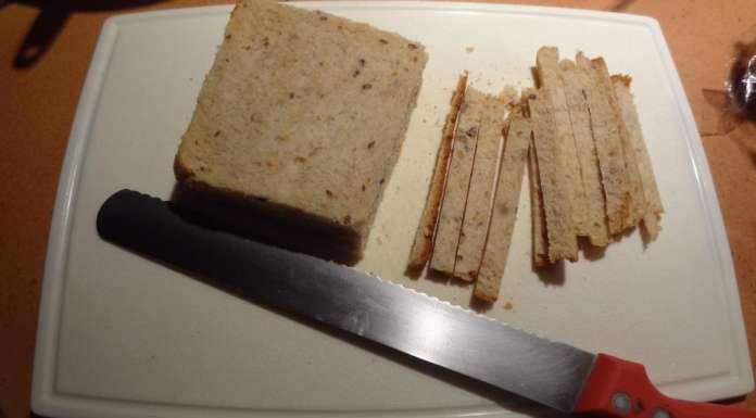 Sandwich-cake au saumon fumé 4