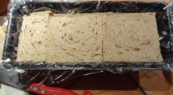 Sandwich-cake au saumon fumé 9