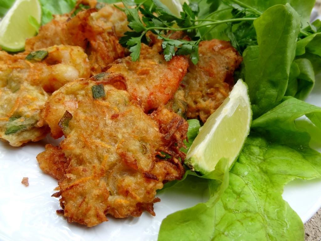 Recette de l 39 ukoy cuisine des philippine la tendresse - Cuisiner de la patate douce ...