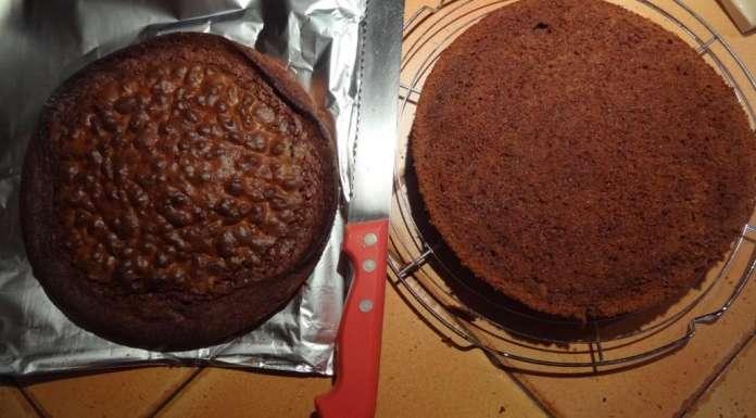 Gâteau au chocolat anglais 15